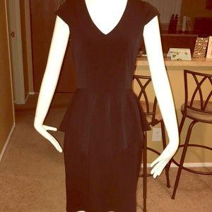 Sexy Peplum Dress sz M